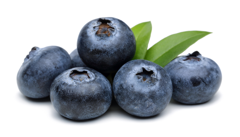 Blueberries and IQ